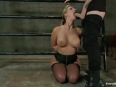 Phoenix Marie enjoys getting her ass toyed, fisted and pounded