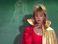 Classic 80's porn movie scene with John Leslie