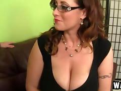 Cougar, Big Tits, Boobs, Brunette, Cougar, MILF