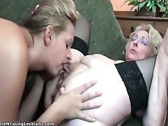 Housewife, 18 19 Teens, Blonde, Housewife, Lesbian, Mature
