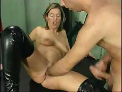 Anal Fisting, Anal, Ass, Assfucking, Blonde, Boots
