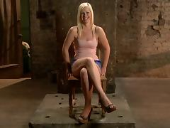 All, BDSM, Blonde, Bondage, Fisting