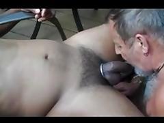Daddy suck