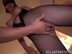 Mao Hamasaki blows ardently and gets fucked like never before