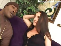 Gias pussy gets stretched by a BBC