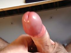 Wanking my cock off
