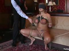 Bondage, BDSM, Bondage, Bound, Kinky, Pussy