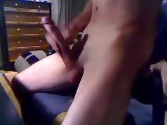 Big Cock Webcam Wank