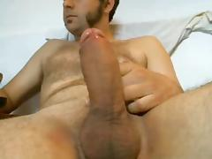 thick fat cock on cam