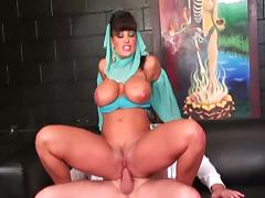 Milf princess lisa ann rides a hard cock