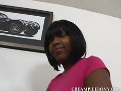 CreampieEbony Video: Lil Precious