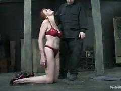 Hogtied, BDSM, Bondage, Spanking, Hogtied