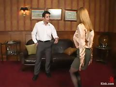Office, Banging, Boss, Group, Office, Orgy