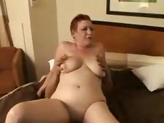 redhead granny hooker fucking