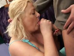 A rough and ready mature woman 2