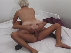 Grandma, Anal, Ass, Blonde, Granny, Hardcore