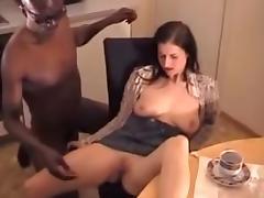 Afrobrauts  her first meeting porn video