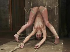 Slave, BDSM, Bondage, Bound, Fisting, Flexible