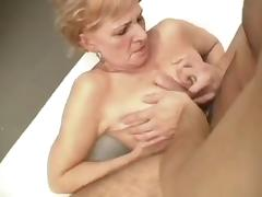 Mom and Boy, Anal, Assfucking, Cute, Granny, Mature
