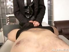 Beautiful Japanese Doing Femdom And Fucking Asian Guy In The Ass porn video