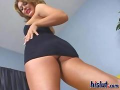 Ashley is hot and horny slut ready for marriage