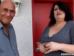 Mature BBW With Jumbo Soul Shacking up Doggystyle In Piping hot Guys Apartment