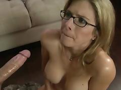 Mother in Law, Blowjob, Mature, Stepmom, Mother in Law, Sucking
