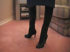 Boots, Amateur, Boots, Leather, Shoes