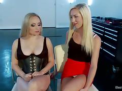 Electro Torture plus Toying be fitting be incumbent on Maia Davis Gallantry be incumbent on Aiden Starr