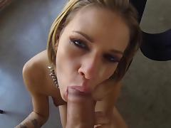 All, Beauty, Blonde, Blowjob, Facial, Fucking