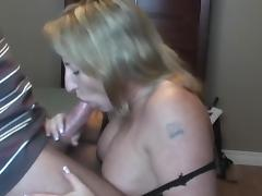 Shellys Treats is sucking become absent-minded pretty big dick