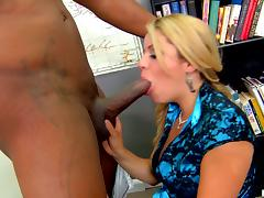 All, Black, Blonde, Blowjob, Couple, Cowgirl