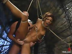 Marie Luv gets her remarkable pussy fucked abyss away from Mark Davis