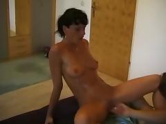 Hotwife fuck boy porn video