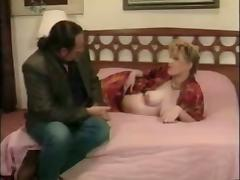 Pregnant, Angry, Bed, Big Cock, Blowjob, Monster Cock
