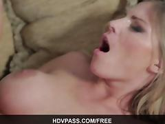 Sexy MILF Brianna Brooks Sucks and Fucks