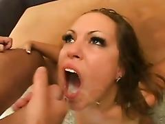 MOUTHS OF CUM Kaylee Cox