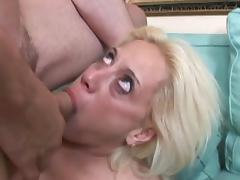 All, Banging, Bed, Blonde, Blowjob, Cum