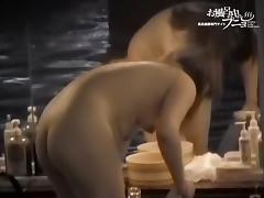 Spy, Asian, Ass, Bath, Bathing, Bathroom
