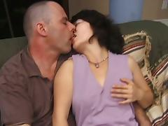 Asian Mature, Asian, Blowjob, Couple, Dirty, Doggystyle