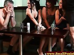 SPH micro cock dudes get public hj
