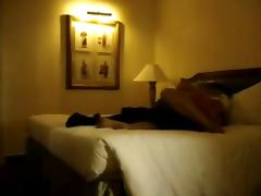 Wife's hotel date