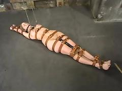Refined BDSM session with a slender siren Isabella Soprano
