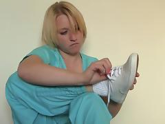 Keds strip tease, new model 6