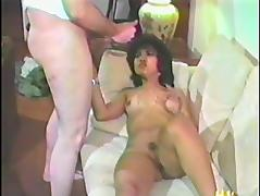 Fantastic Interracial Couple Enjoys a Great Cumshot