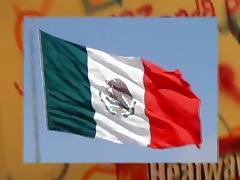 Mexican anal gangbang