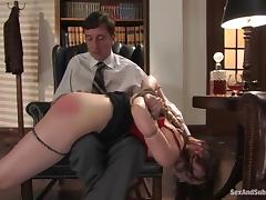 Bondage, BDSM, Bondage, Fucking, Office, Secretary