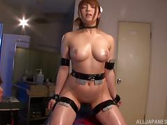 Real fetish sex with a curvy Japanese chick Shiori