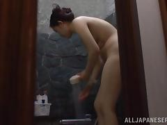 Bathing, Asian, Bath, Bathing, Bathroom, Couple