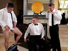 NextDoorBuddies Video: Wedding Jitters